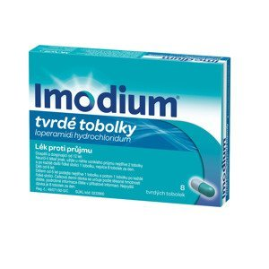 Imodium 2 mg 8 tablet
