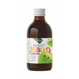 Leros Baby Ovocná šťáva jablko + aronie 250 ml