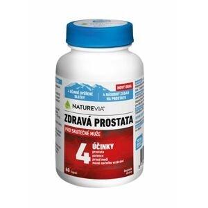 Swiss NatureVia Zdravá prostata 60 kapslí