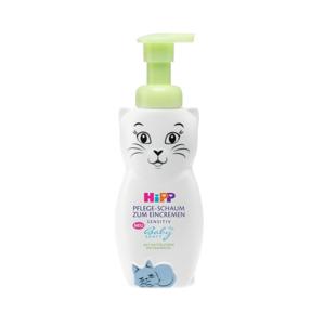 Hipp BabySanft Pěnové tělové mléko KOČKA 150 ml