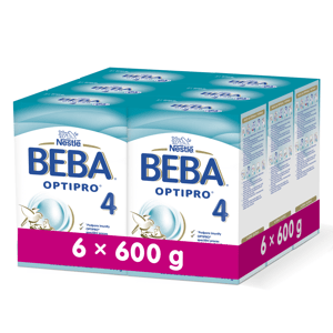 BEBA OPTIPRO 4 6x600 g