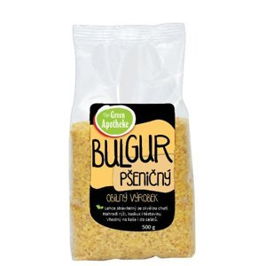 Green Apotheke Bulgur pšeničný medium 500 g
