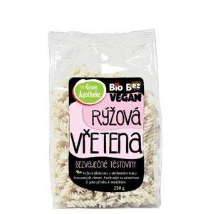 Green Apotheke Vřetena BIO rýžová 250 g