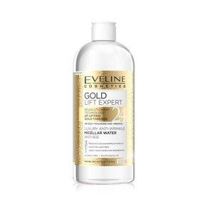 Eveline GOLD Lift Expert Micelární voda 500 ml