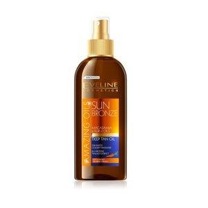 Eveline Amazing Oils hluboko opalovací olej 150 ml