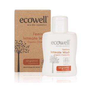 Ecowell Mycí gel pro intimní hygienu BIO 200 ml