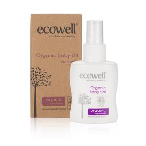 Ecowell Dětský tělový olej BIO 100 ml
