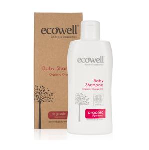 Ecowell Dětský šampon na vlásky BIO 200 ml