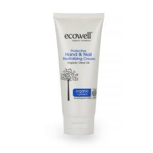 Ecowell Krém ochranný na ruce a nehty BIO 100 ml