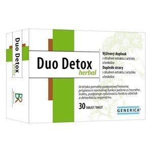 Generica Duo Detox herbal 30 tablet