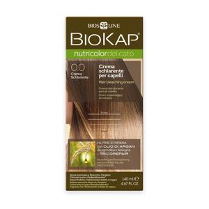 BIOKAP Nutricolor Delicato 0.0 Zesvětlovač barva na vlasy 140 ml