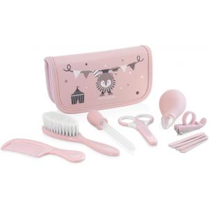 Miniland Baby Kit Pink hygienická sada