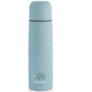 Miniland Termoska Silky Blue 500 ml