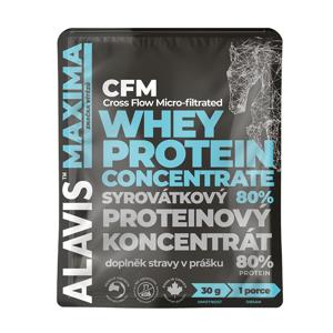 Alavis Maxima Whey Protein Concentrate 80% syrovátkový proteinový koncentrát 25 sáčků