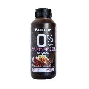 WEIDER 0 % Fat BBQ omáčka dochucovadlo 265 ml