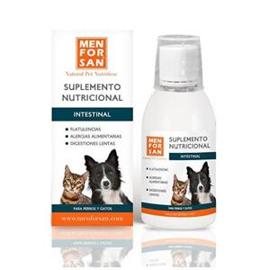 Menforsan Intestinal Na zažívání tekutý doplněk stravy pro psy a kočky 120 ml