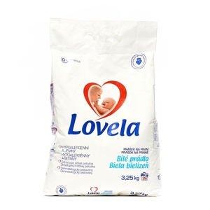 Lovela Prášek na bílé prádlo 26 pracích dávek 3,25 kg