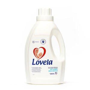 Lovela Tekutá na bílé prádlo 16 pracích dávek 1,5 l