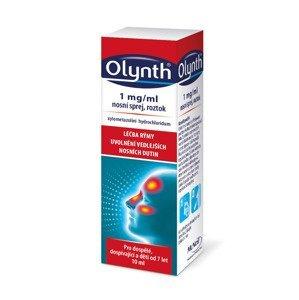Olynth 1 mg/ml nosní sprej 10 ml