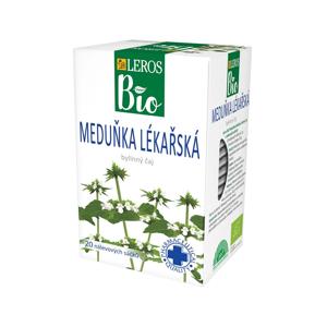 Leros BIO Meduňka lékařská porcovaný čaj 20x1 g