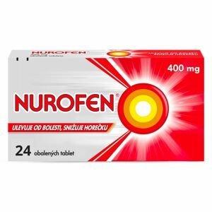 Nurofen 400 mg 24 tablet