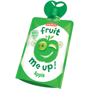 ANDROS Fruit Me Up 100% jablko kapsička 90 g