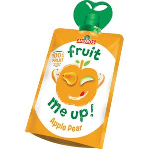 ANDROS Fruit Me Up 100% jablko-hruška kapsička 90 g
