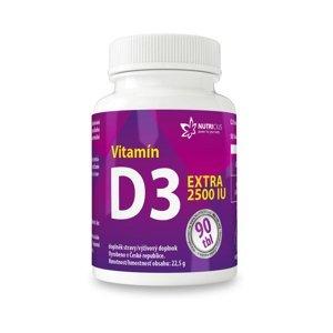 Nutricius Vitamín D3 EXTRA 2500 IU 90 tablet