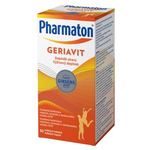 Pharmaton Geriavit 30 kapslí