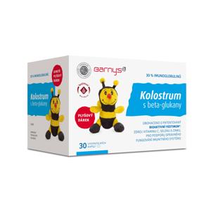 Barny´s Kolostrum s beta-glukany 30 kapslí + dárek