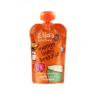Ellas Kitchen BIO Snídaně mango a jogurt kapsička 100 g