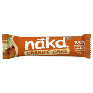 Nakd Tyčinka Carrot cake 35 g