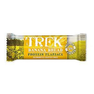 TREK Bezlepková tyčinka Banana bread 50 g
