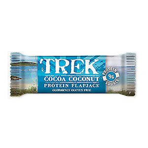 TREK Bezlepková tyčinka Cocoa coconut 50 g