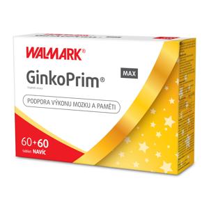 Walmark GinkoPrim MAX 90+30 tablet