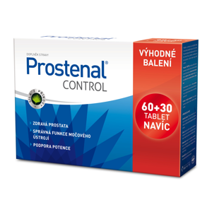 Prostenal Control 60+30 tablet
