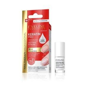 Eveline SPA Nails Therapy Keratin Pro nehtový kondicionér 5 ml