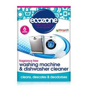 Ecozone Čistič myček a praček 6 ks