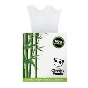 Cheeky Panda Kosmetické ubrousky 3-vrstvé 56 ks