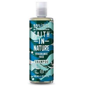 Faith in Nature Šampon bez vůně hypoalergenní 400 ml