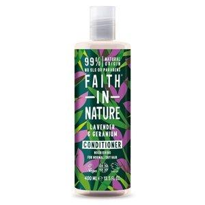 Faith in Nature Kondicionér Levandule 400 ml