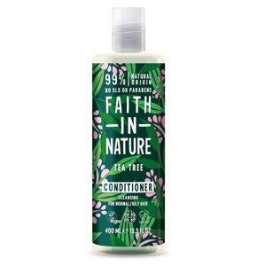 Faith in Nature Kondicionér Tea Tree 400 ml