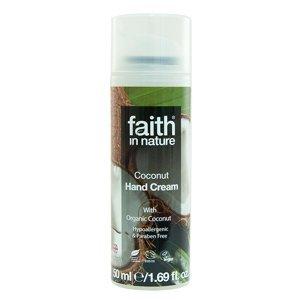 Faith in Nature Krém na ruce Kokos 50 ml