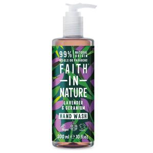 Faith in Nature Tekuté mýdlo Levandule 300 ml