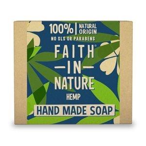 Faith in Nature Tuhé mýdlo s citronovou trávou 100 g