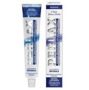 Perlax Mint Free Homeo bělicí zubní pasta 75 ml