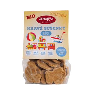 Zemanka BIO Bezlepkové sušenky pohankovo-hruškové 100 g