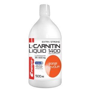 Penco L-Karnitin liquid pomeranč 500 ml