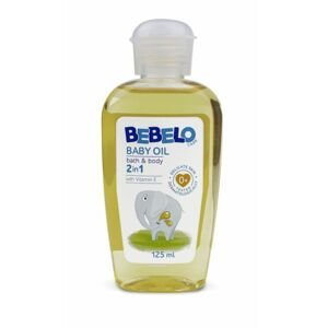 BEBELO Baby oil pečující olej 125 ml