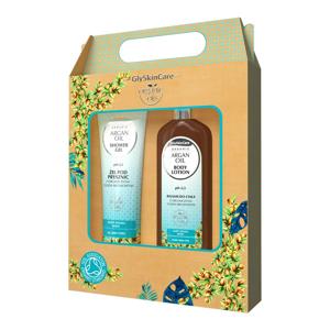 Biotter Balzám + sprchový gel s arganovým olejem dárkový set 2x250 ml